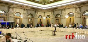 39. Asansör Onaylanmış Kuruluşlarının Koordinasyon Grup Toplantısı Yapıldı
